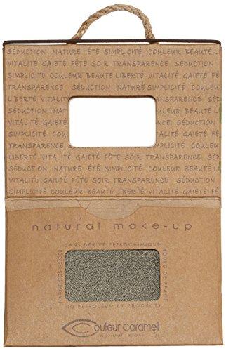 Couleur Caramel Ombre à paupières n°110 Vert Matcha 2.5g
