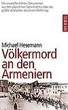 Völkermord an den Armeniern: Erstmals mit Dokumenten aus dem päpstlichen Geheimarchiv über das größe Verbrechen des Ersten Weltkriegs - Michael Hesemann