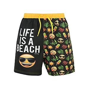 Emoji Pantaloncini da Bagno Ragazzi