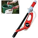 Skaize–Bomba de sifón eléctrica–Bomba sumergible para líquidos a pilas (8L/min Pump Potencia)