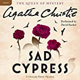 Best Agatha Christie Audible Mysteries - Sad Cypress: A Hercule Poirot Mystery Review