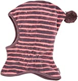 Sterntaler Baby-Mädchen Mütze Schalmütze, Violett (aubergine 607), 49