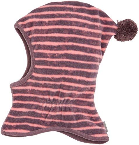Sterntaler Baby-Mädchen Mütze Schalmütze, Violett (Aubergine 607), 47 (Baby-mädchen-mütze)