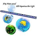 Roleadro Rampe Led pour Aquarium Eau...