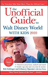 The Unofficial Guide to Walt Disney World with Kids (Unofficial Guides) by Bob Sehlinger (2009-09-28)