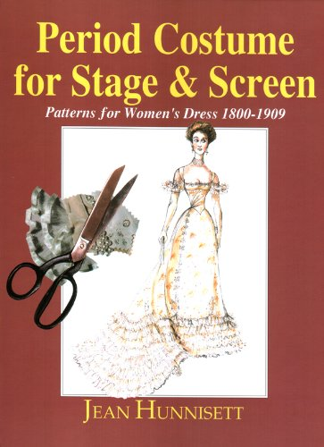 Period Costume for Stage & Screen: Patterns for Women's Dress, - Stage Beauty Kostüm