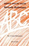ABC Méthode Rythmique Volume 1
