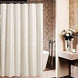 Tabique de cocina cortina de baño cortina de ducha de poliéster opaco ( Tamaño : 180*200CM )