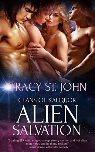 Alien Salvation (Clans of Kalquor Book 4)