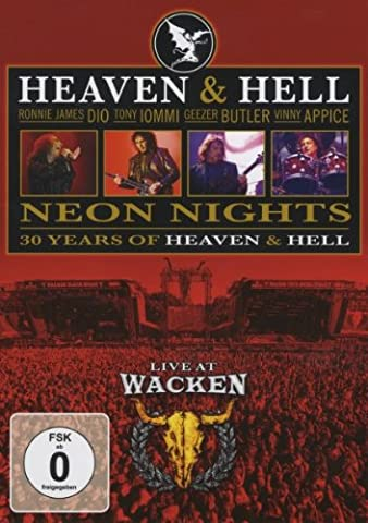 Neon Nights-Live at Wacken [Import anglais]