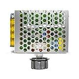 seayin Controller Module 4000W 220V AC SCR velocità del Motore di Tensione elettronico Regolatore Dimmer regolamento sul Controllo di velocità Economico