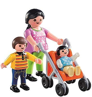 Playmobil Especiales Plus - Mamá con niños (4782) de Playmobil