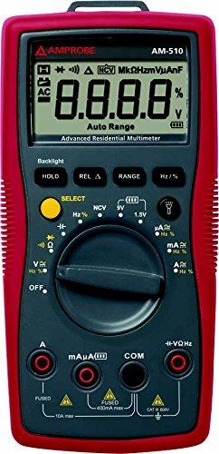 Beha-Amprobe AM-510-EUR Multimetro Digitale
