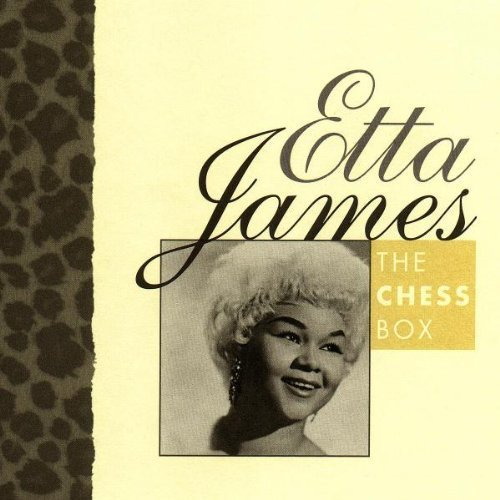 The Chess Box by James, Etta Box set, Original recording remastered edition (2000) Audio CD