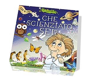 CreativaMente 353-Juegos de Caja Que scienziato Sei?