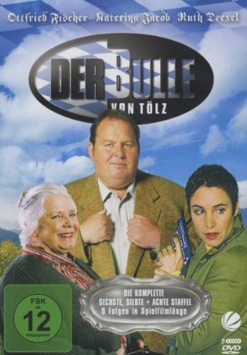 Der Bulle von Tölz - Staffel 6-8 [5 DVDs]
