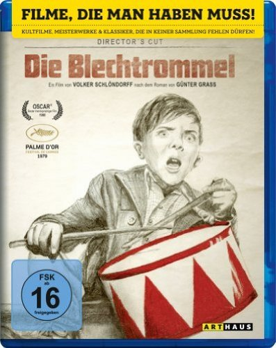Die Blechtrommel (Director's Cut) [Blu-ray] [Director's Cut]