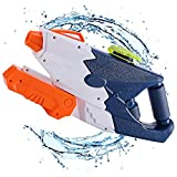 Syolee Water Gun 1200CC Water Pistol Super Soaker Blaster Squirt Toys for Kids