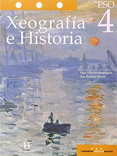 Xeografía e Historia 4 ESO LOMCE por From Baía Edicións a Coruña. S.L.