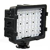 LED-Videoleuchte CN-48H, 400 Lux, für Camcorder/Kameras