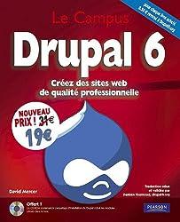 Drupal 6 : Créez des sites web de qualité professionnelle (1Cédérom)