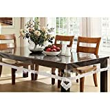 #3: Griiham 4 seater table cover Print border Transparent40 60