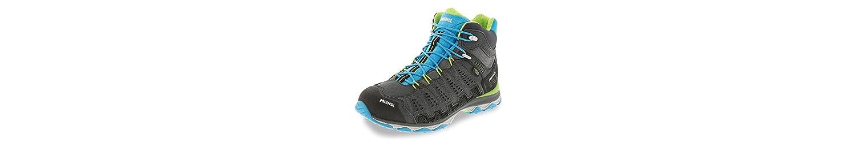 Meindl Zapatos PARA X 70 Mujer Mid GTX Sorround - turquesa/antracita - antracita/turquesa, 42 -