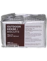 Max Fuchs Outdoor Kekse, 120 g, 7 % Mwst.