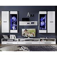 Suchergebnis Auf Amazon De Für Tv Board Wohnwände Wohnzimmer