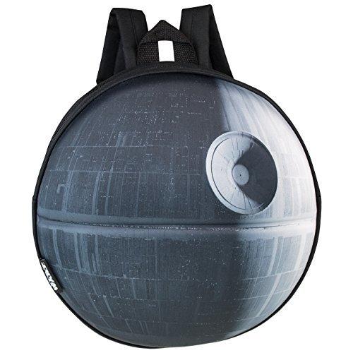 Star Wars Jungen Star Wars Death Star Rucksack (Offiziell Lizenzierte Star)