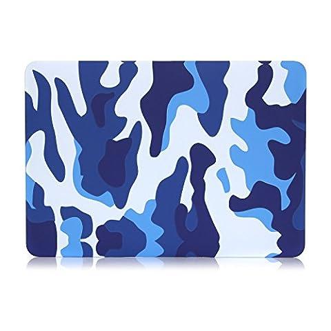HASESS Stilvoll Sanfte Berührung Plastik Schutz Hülle Case Abdeckung für Apple Macbook 15