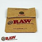 #7: OutonTrip RAW Pocket Ashtray Tobacco Pouch Snap Button Close