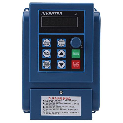 1PC AC 380V 1.5kW 4A Variador de velocidad Frecuencia Ajustable VFD de