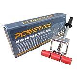 POWERTEC 71033Heavy Duty 68,6cm erweiterbar Roller