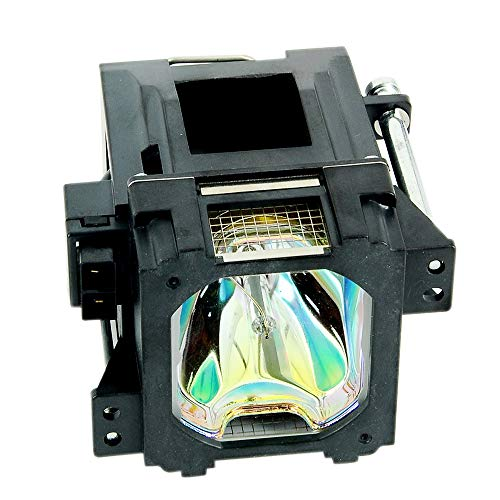 Molgoc BHL-5009-S Projektorlampe mit Gehäuse, kompatibel mit JVC DLA-HD1/HD10/HD100/HD1WE/RS1/RS1X/RS2/VS2000