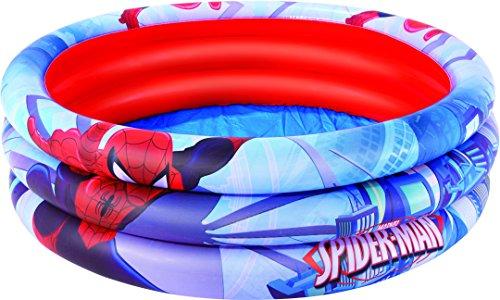 Preisvergleich Produktbild Bestway Planschbecken Spiderman 122x30 cm