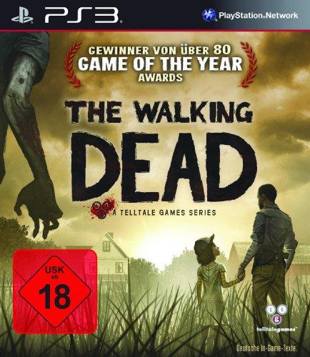 The Walking Dead - [PlayStation 3] (Zombie Spiele Ps3)