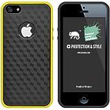 Katinkas - 2108047244 - Fiber Etui pour iPhone 5 Jaune