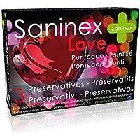 SANINEX PRESERVATIVOS LOVE PUNTEADO 3UDS preisvergleich bei billige-tabletten.eu
