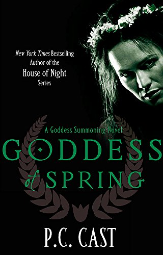 Goddess Of Spring Cover Image