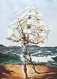 Salvador Dali – The Ship Kunstdruck (50,80 x 71,12 cm)