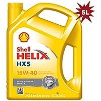 Shell Helix HX5 15W40-5 Liter Flasche