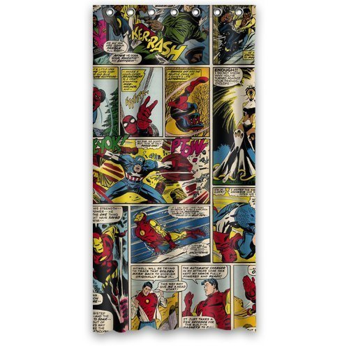marvel-comics-the-avengers-iron-man-hulk-shower-curtain-36-x-72-perfect-deco-your-bath-home-kitchen