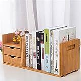 LIUYU i tavoli di riepilogo degli scaffali dei cassetti degli scaffali degli scaffali in legno massiccio Gli scaffali di ufficio Telescopici di Desktop Admit,C