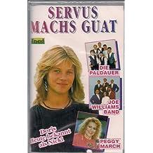 Suchergebnis Auf Amazonde Für Nicki Servus Machs Guat Musik Cds
