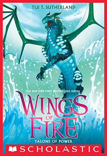Talons of Power (Wings of Fire, Book 9) (English Edition)