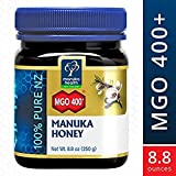 #9: Manuka Health MGO 400+ Manuka Honey, 250g (Product of New Zealand)