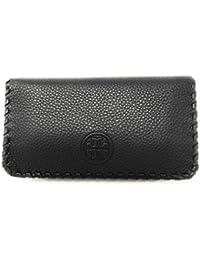 3b7c1adaca7 Tory Burch Marion Multi-Gusset Zip Continental Wallet