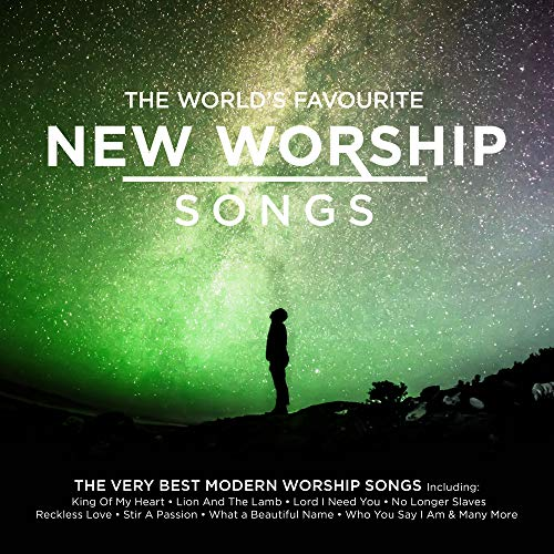 World's Favourite New Worship Songs