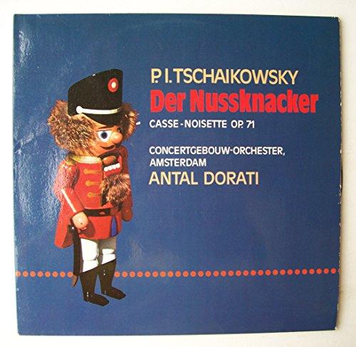 Der Nussknacker = Casse - Noisette Op. 71 [2xVinyl]